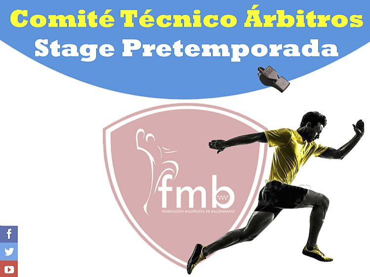 STAGE PRETEMPORADA 15/16 CTA
